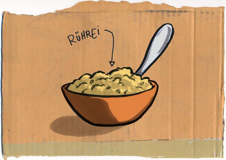 Comic-ruehrei