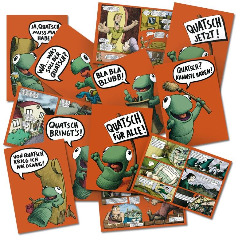 QMG-Postkarten